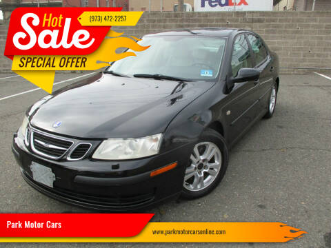 2006 Saab 9-3 for sale at Park Motor Cars in Passaic NJ