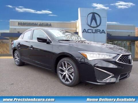 2021 Acura ILX for sale at Precision Acura of Princeton in Lawrenceville NJ