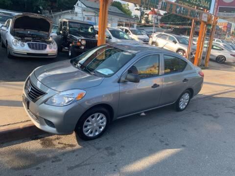 2012 Nissan Versa for sale at Sylhet Motors in Jamaica NY