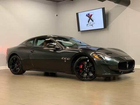 2015 Maserati GranTurismo for sale at TX Auto Group in Houston TX