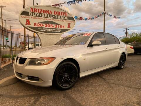 2008 BMW 3 Series for sale at Arizona Drive LLC in Tucson AZ
