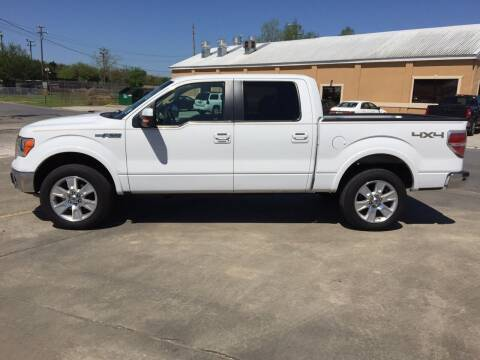 2012 Ford F-150 for sale at Uncle Ronnie's Auto LLC in Houma LA