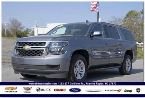 2020 Chevrolet Suburban for sale at WHITE MOTORS INC in Roanoke Rapids NC