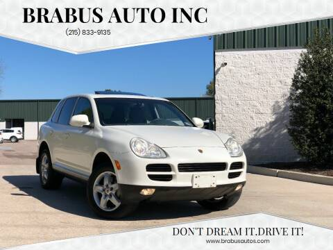 2004 Porsche Cayenne for sale at Car Time in Philadelphia PA