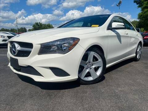 2015 Mercedes-Benz CLA for sale at iDeal Auto in Raleigh NC