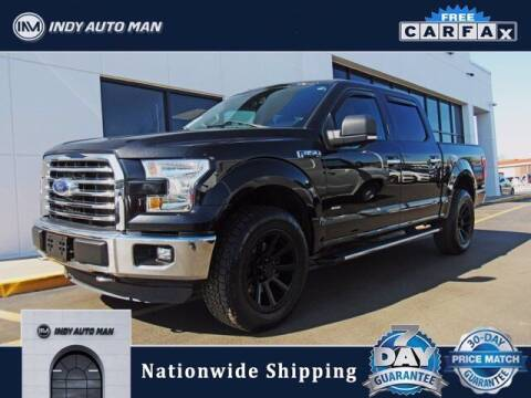 2015 Ford F-150 for sale at INDY AUTO MAN in Indianapolis IN