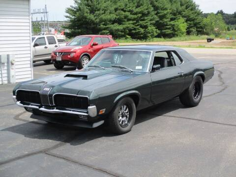 1970 Mercury Cougar for sale at Plainfield Auto Sales, LLC in Plainfield WI