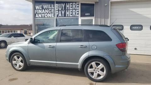 2010 Dodge Journey for sale at STERLING MOTORS in Watertown SD