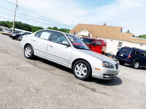 2004 Hyundai Elantra for sale at New Wave Auto of Vineland in Vineland NJ