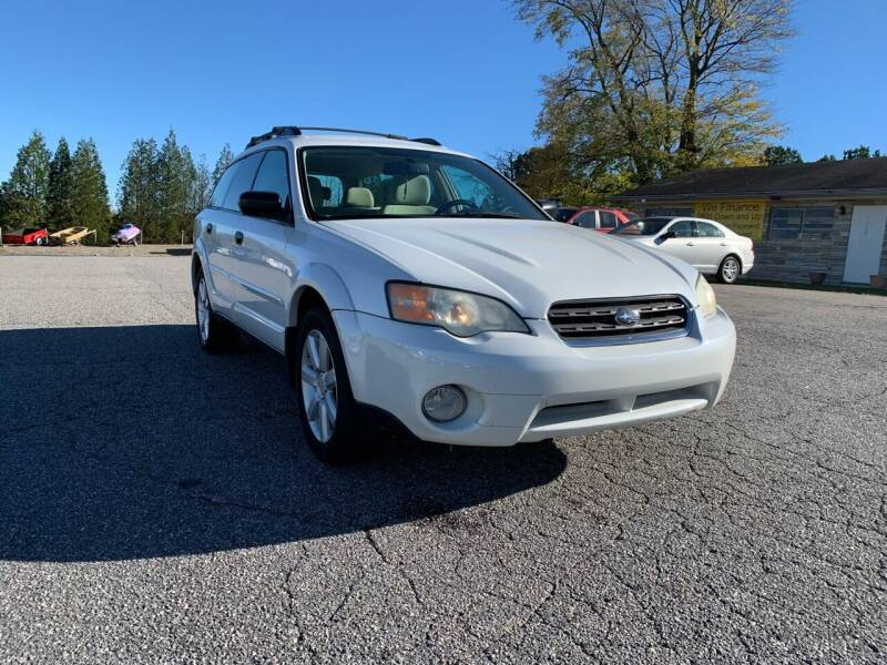 2007 Subaru Outback for sale at Hillside Motors Inc. in Hickory NC