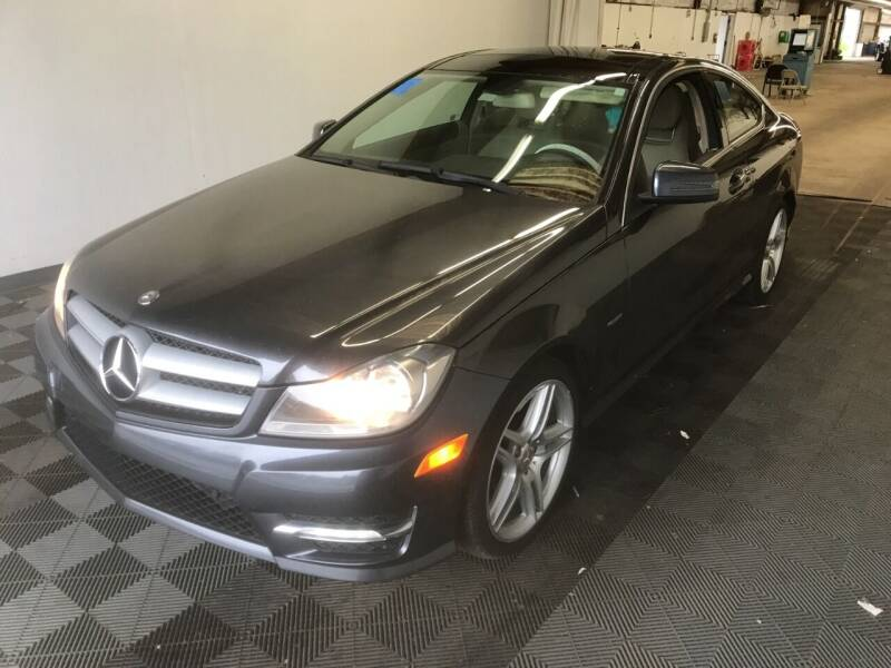2012 Mercedes-Benz C-Class for sale at Wheel Tech Motor Vehicle Sales in Maylene AL