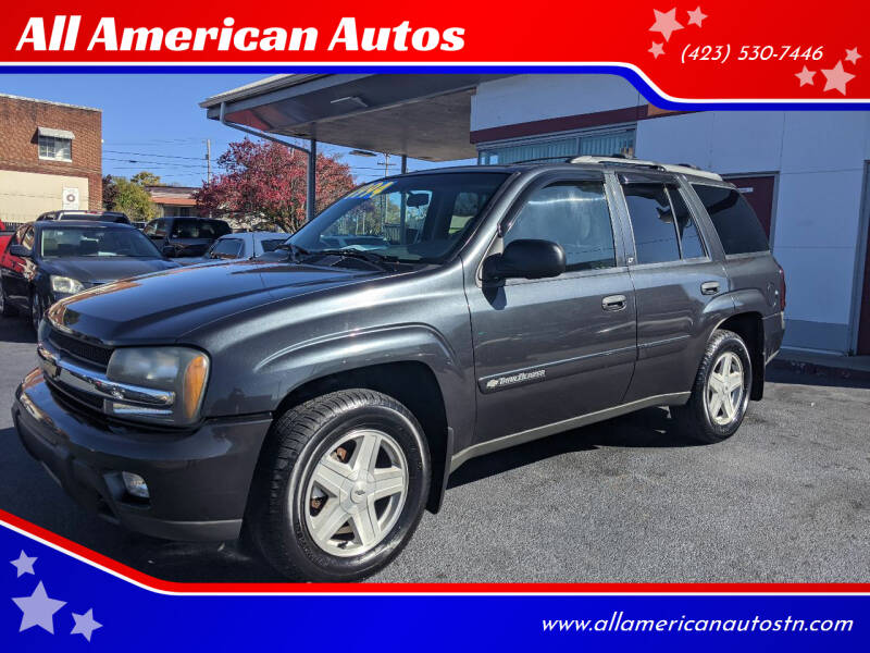 2003 Chevrolet TrailBlazer for sale at All American Autos in Kingsport TN