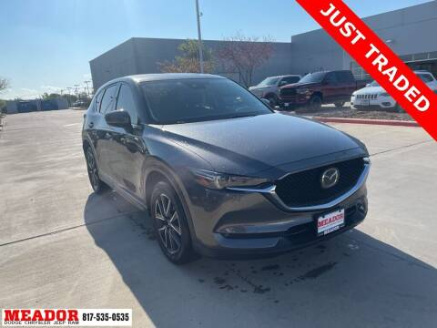 2017 Mazda CX-5 for sale at Meador Dodge Chrysler Jeep RAM in Fort Worth TX