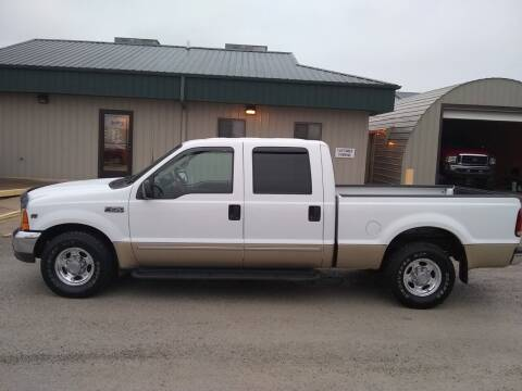 2000 Ford F-250 Super Duty for sale at ARK AUTO LLC in Roanoke IL