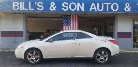 2008 Pontiac G6 for sale at Bill's & Son Auto/Truck Inc in Ravenna OH