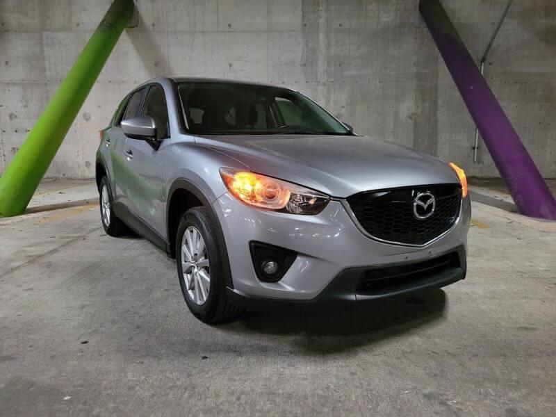 2014 Mazda CX-5 for sale at Kelley Autoplex in San Antonio TX