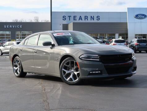 2017 Dodge Charger for sale at Stearns Ford in Burlington NC