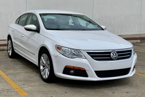 2010 Volkswagen CC for sale at Texas Auto Corporation in Houston TX