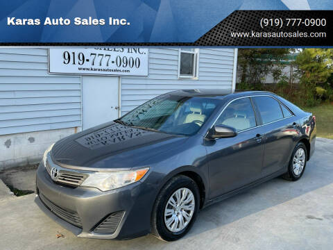 2014 Toyota Camry for sale at Karas Auto Sales Inc. in Sanford NC