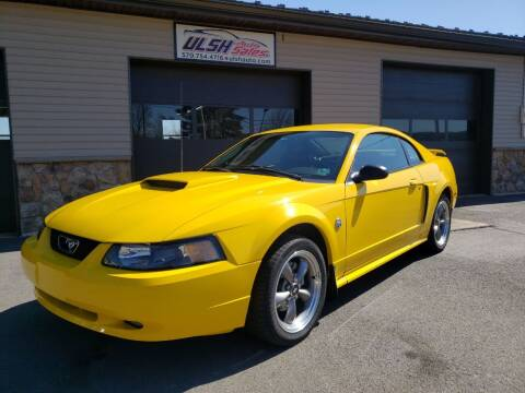 2004 Ford Mustang for sale at Ulsh Auto Sales Inc. in Summit Station PA