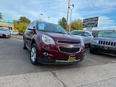 2011 Chevrolet Equinox for sale at Save Auto Sales in Sacramento CA