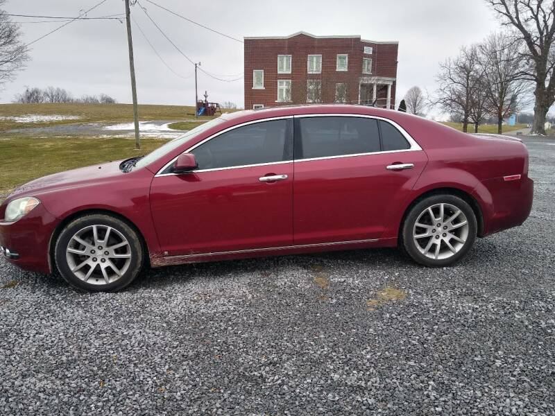 2009 Chevrolet Malibu for sale at Dealz on Wheelz in Ewing KY