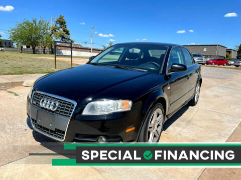 2008 Audi A4 for sale at Automay Car Sales in Oklahoma City OK