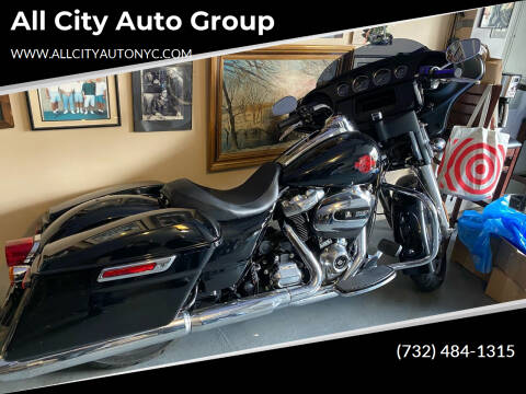 2019 Harley Davidson Electra glide for sale at All City Auto Group in Staten Island NY