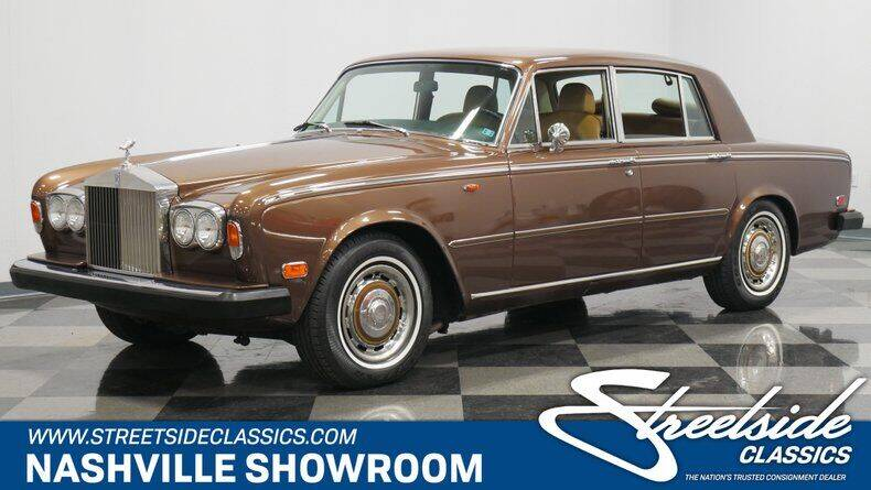 1975 Rolls-Royce Silver Shadow for sale in Concord, NC