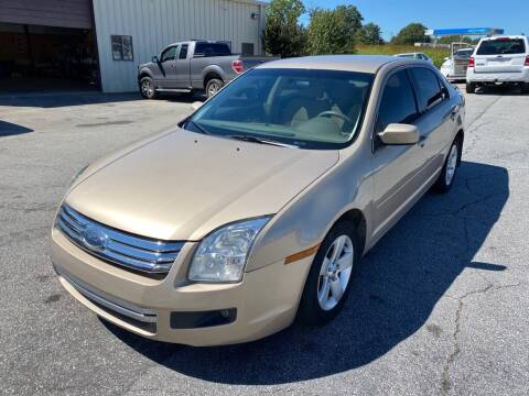 2006 Ford Fusion for sale at Brewster Used Cars in Anderson SC