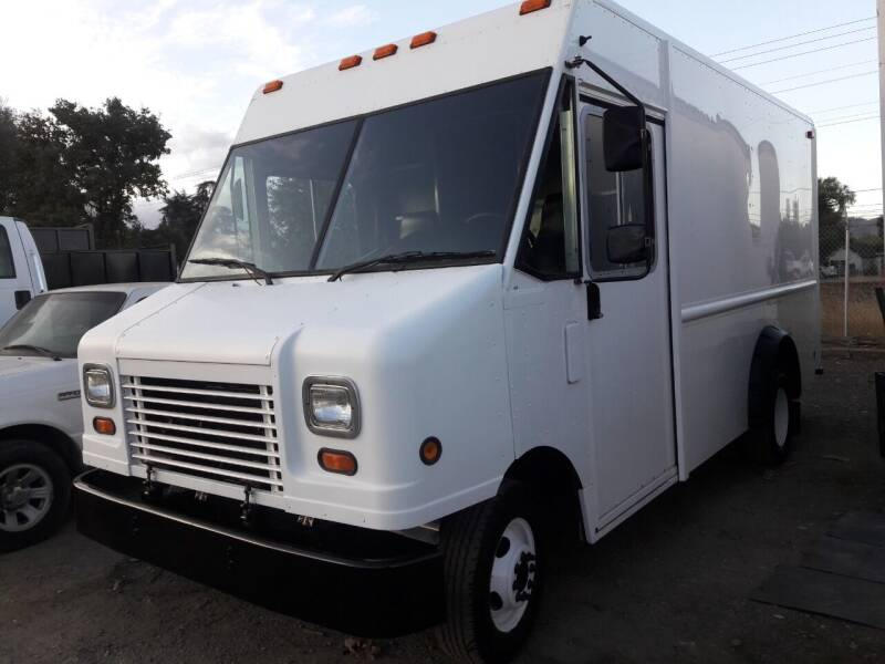 2012 Ford E-Series Chassis for sale at DOABA Motors in San Jose CA