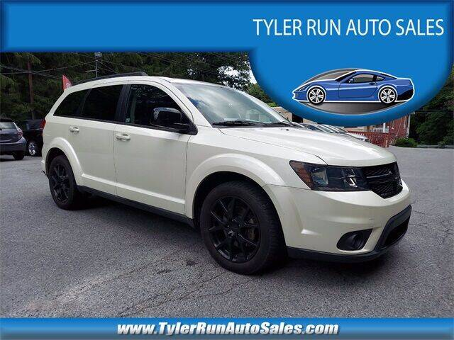 2014 Dodge Journey for sale at Tyler Run Auto Sales in York PA