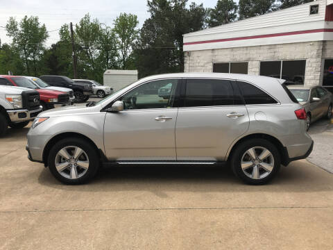 2011 Acura MDX for sale at Northwood Auto Sales in Northport AL