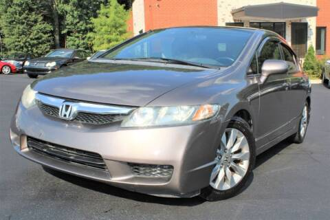 2011 Honda Civic for sale at Atlanta Unique Auto Sales in Norcross GA