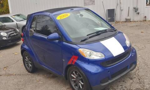 2008 Smart fortwo for sale at Superior Motors in Mount Morris MI