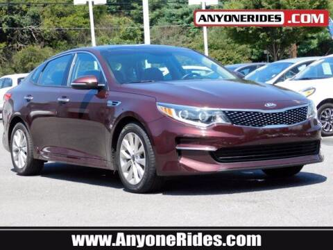 2017 Kia Optima for sale at ANYONERIDES.COM in Kingsville MD