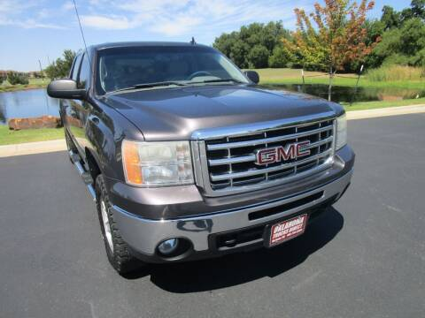 2011 GMC Sierra 1500 for sale at Oklahoma Trucks Direct in Norman OK