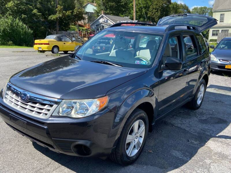 2013 Subaru Forester for sale at DPG Enterprize in Catskill NY