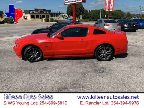 2011 Ford Mustang for sale at Killeen Auto Sales in Killeen TX