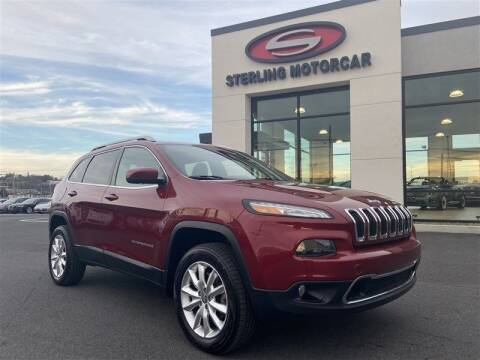2015 Jeep Cherokee for sale at Sterling Motorcar in Ephrata PA