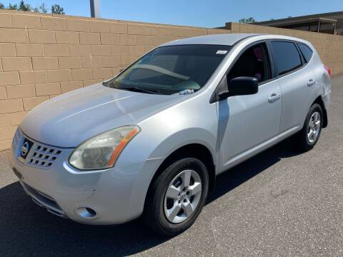 2008 Nissan Rogue for sale at Blue Line Auto Group in Portland OR