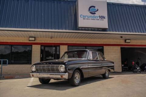 1963 Ford Falcon for sale at CarUnder10k in Dayton TN