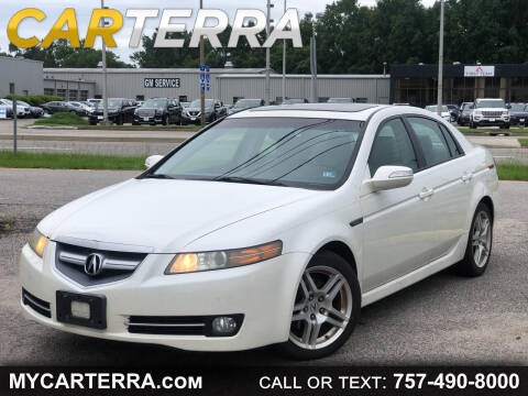 2007 Acura TL for sale at Carterra in Norfolk VA