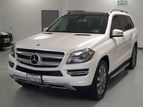 2016 Mercedes-Benz GL-Class for sale at Mag Motor Company in Walnut Creek CA
