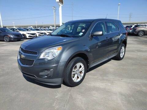 2011 Chevrolet Equinox for sale at J P Thibodeaux Used Cars in New Iberia LA