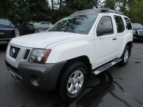 2010 Nissan Xterra for sale at LULAY'S CAR CONNECTION in Salem OR
