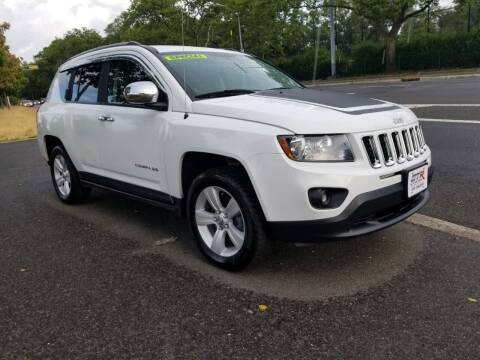 2016 Jeep Compass for sale at GTR Auto Solutions in Newark NJ