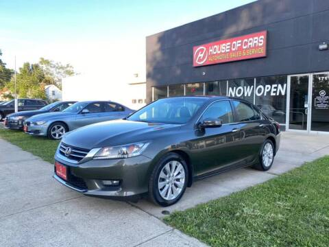 2014 Honda Accord for sale at HOUSE OF CARS CT in Meriden CT