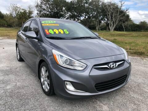 2014 Hyundai Accent for sale at Auto Export Pro Inc. in Orlando FL