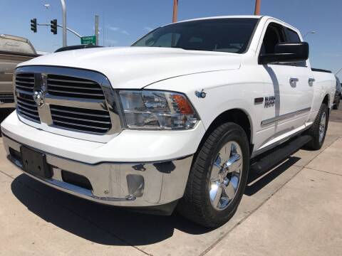 2015 RAM Ram Pickup 1500 for sale at Town and Country Motors in Mesa AZ